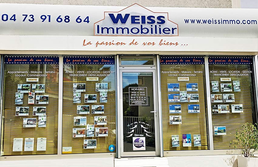 Cabinet Weiss Immobilier /